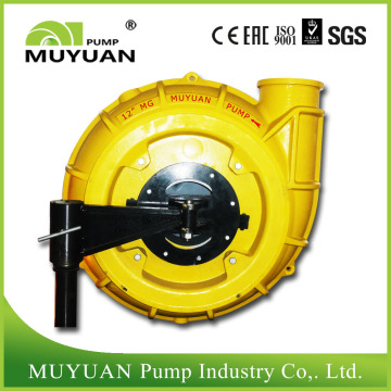 High Chrome Pulp and Paper Gravel Pump