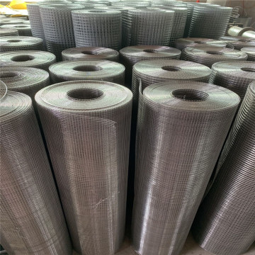 PVC coated or Galvanized Welded Wire Mesh roll