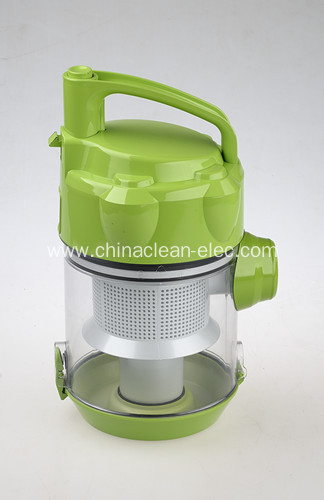 Vacuum Cleaner With Multi-cyclonic Filter