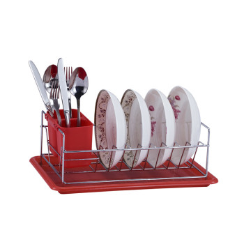 Multifunctional Dish Drainer Basket