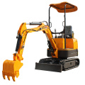 0.8ton XN08 mini digger from Rhinoceros factory