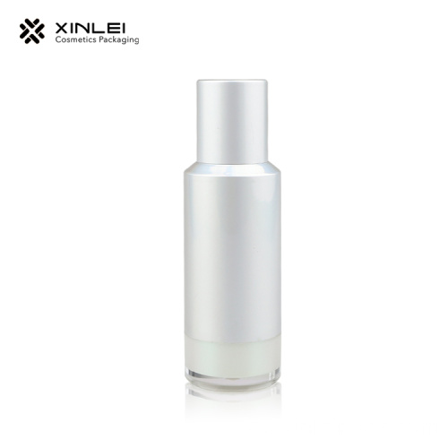 30 ml White Pink Airless Bottle