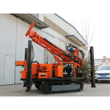 Mobile Diamond Hydraulic Water Well Drilling Rig