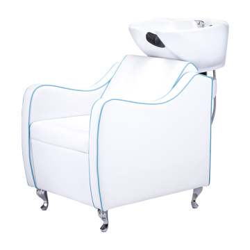 Shampoo Bowl Backwash Unit