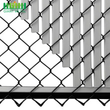 Diamond Galvanised Chain Link Cyclone Wire Fence
