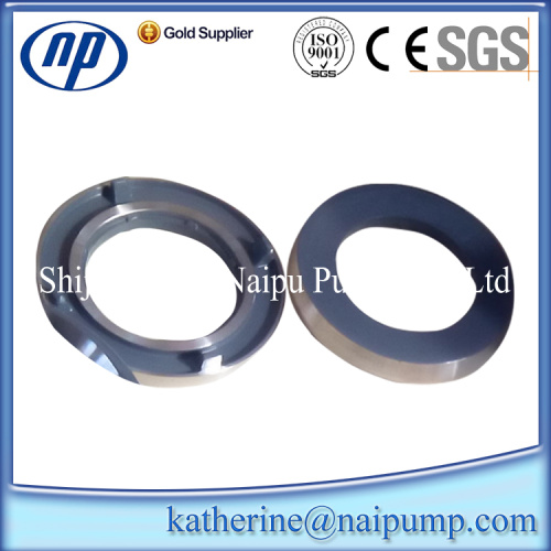 Centrifugal High Chrome Slurry Pump Spare Parts