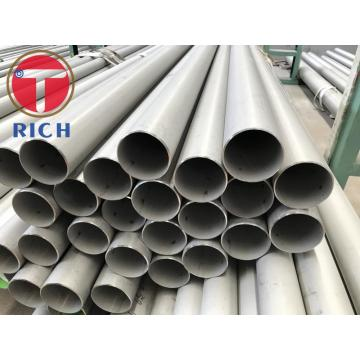 ASTM B163  Seamless Nickel Alloy Steel Tubes