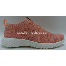 Women Fashion Comfort Ladies flyknit Sports Shoes Sneakers