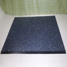 high density rubber floor tiles basement