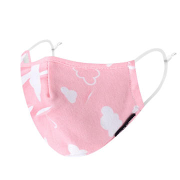 Beautiful Cotton Fabric Washable Face Mask Cover