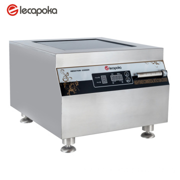 5kw commercial induction cooker