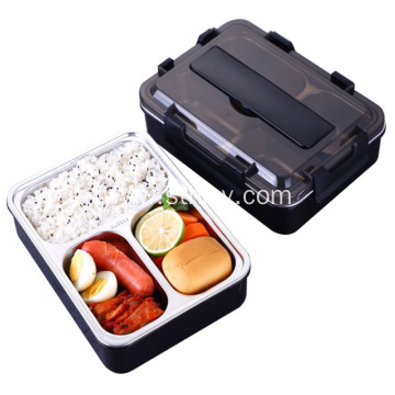 Stainless Steel Students Company Lunch Box Snack Plate