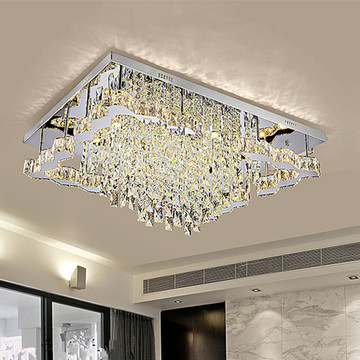 LED square chandeliers ceiling lights chandelier lighting
