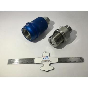 AS1709 Quick Coupling (Blue)--12 Pipe Size