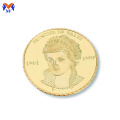 Buy new design english gold coin