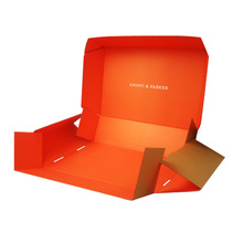 Large Custom Clothing Packaging Corrugated Shipping Box