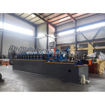 Stud and track roll making metal frame machine