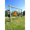 Outdoor Swing Steps Balance Playground For Kids