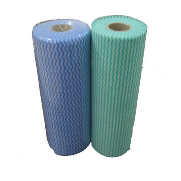 Printing Nonwoven Disposable Dry Wipes For Household