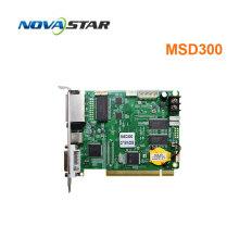 best system novastar msd300 led sending card Full Color Led Video Wall Synchronous Nova Sending Card use for stage rental screen