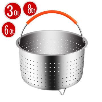 304 Stainless Steel Steamer Pot Accessories