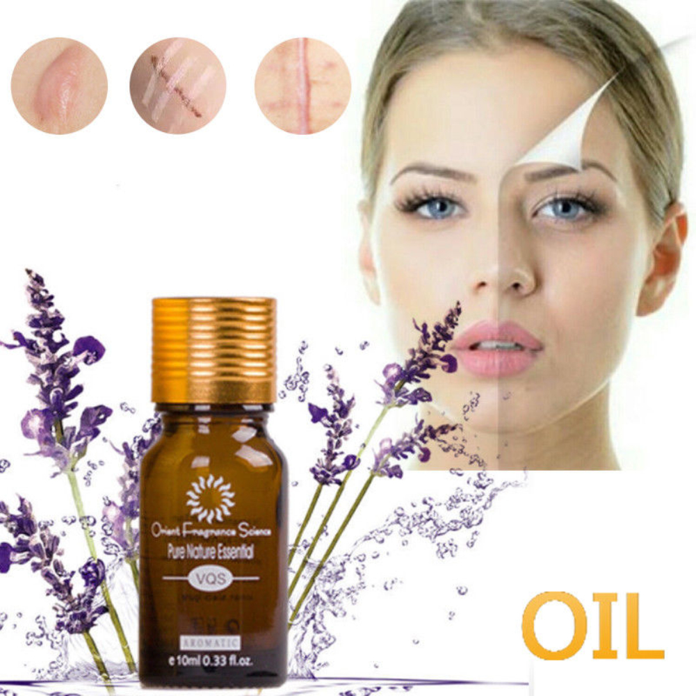 Natural Essential Ultra Brightening Spotless Oil Skin Care Dark Spots Remove Ance Burn Scar Removal Whitening Essence TSLM1