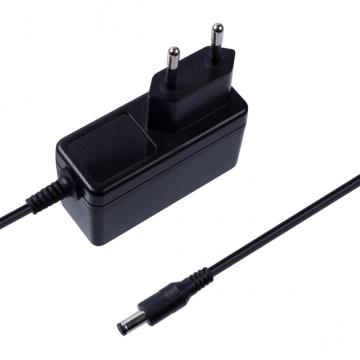 12V1A EU CE UL GS Plug-in Supply Outlet