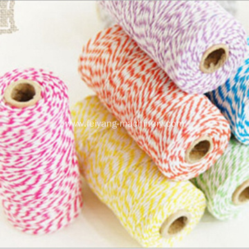 multi color paper cord