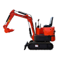 Low price small excavator garden machinery mini digger