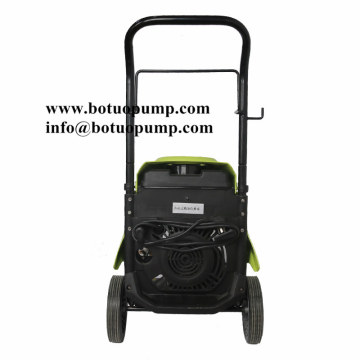 single phase high pressure washer 120bar