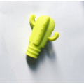 Unbreakable Custom Cactus Shaped Silicone Bottle Stopper