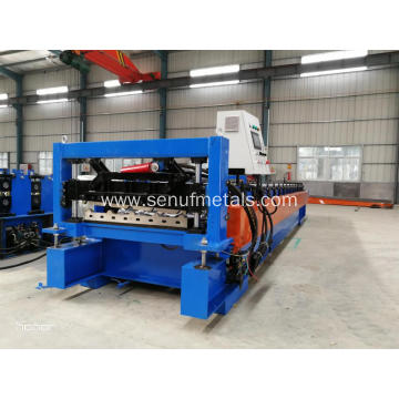 IBR 686&890 roof sheet Profile Roll Forming Machine