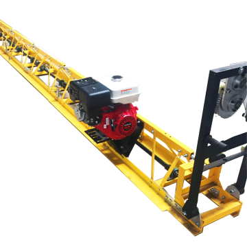 1-16m steel frame concrete truss screed vibrator machines