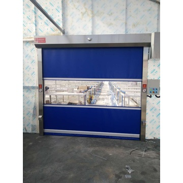 For Clean Room Automatic PVC High-speed Door