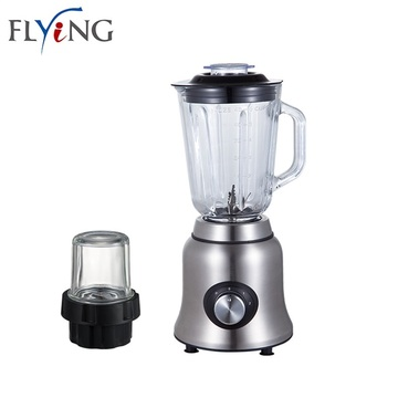 Stainless Steel 1.5L Blender Glass Jug Uk