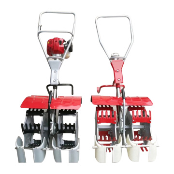 Rice Weeder Machine Gasoline Rice Paddy