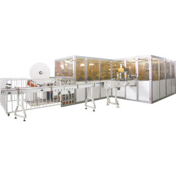 Double Lanes Handkerchief Tissue Production Line