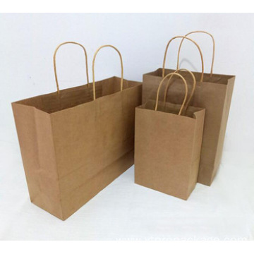 Recyclable Custom paper bag Eco-Friendly paper bags