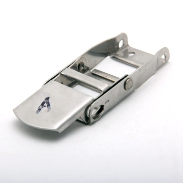 Hot Sale 50MM Stainless Steel Overcenter Buckle