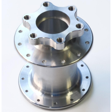 4 Axis Machining Complex Precision Parts