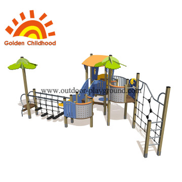 Exercise Outdoor Playground Equipment Panel Structure For Sale