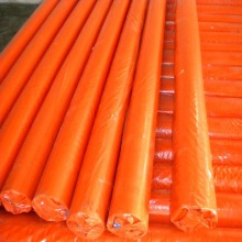 Tarpaulin Sheet in Dark Orange Color