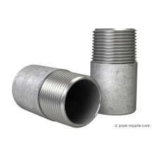 Galvanized Single screw Pipe Nipple