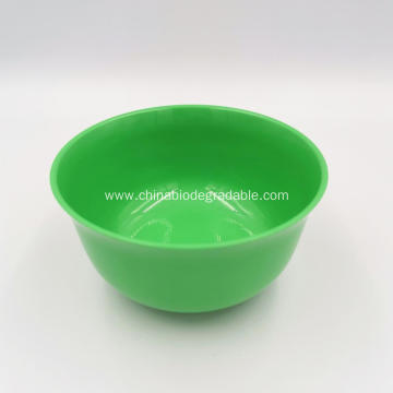 Compostable Natural Corn-based Safe Green Tableware Bowls
