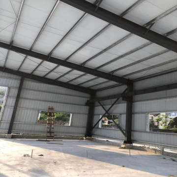best Steel Structure Hangar Warehouse Building