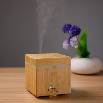 Large Capacity Home Room Bamboo Oil Diffuser Humidifier