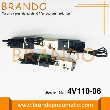 Direct Lead Wire Pneumatic Valve 4V110-06