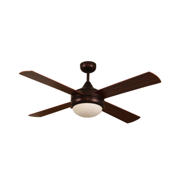 Made in China Traditional Fancy Discount Bronze Ceiling Fans with Light Kit