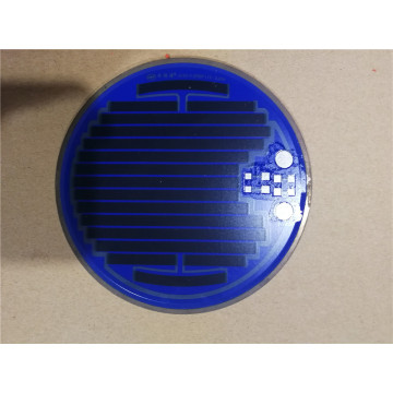 Instant and fast heating pan for industrial machine