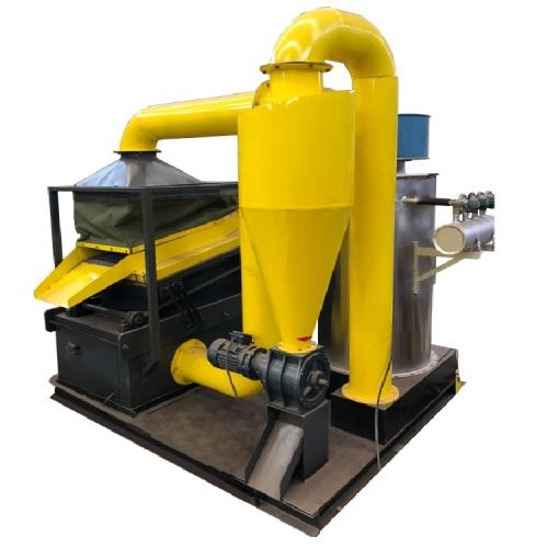 Automatic Waste Wire Cable Copper Wire Recycling Machine